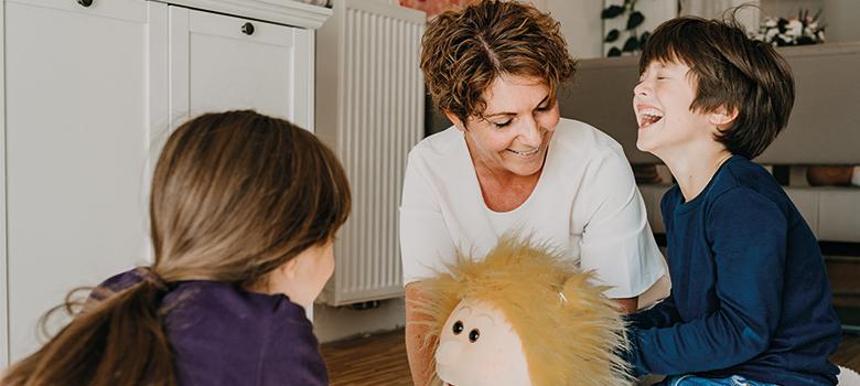 Mentaltraining Kinder Graz - Maria Höfner-Wuthe begleitet dein Kind in schwierigen Situationen
